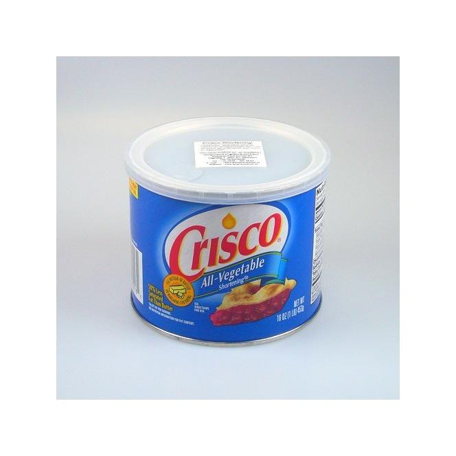 Crisco shortening 450 gr.