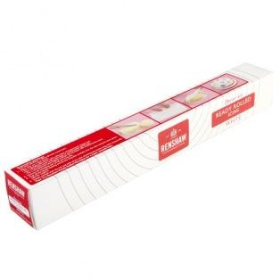 Rouleau de pâte à sucre prête à l'emploi - Blanc - Renshaw - 450g