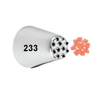 Carded multi-open tip 233 - Wilton