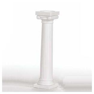 Grecian Pillars 17,5 cm - set of 4 - Wilton