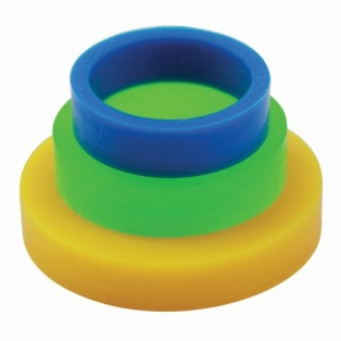Rolling Pin Guide Rings - Small - PME