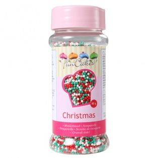 Nonpareils Christmas - Funcakes - 80gr