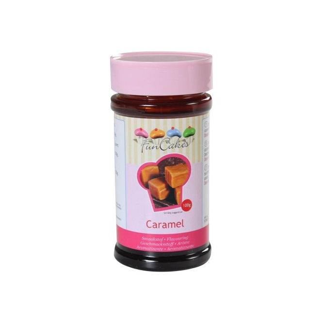 Arôme Caramel - Funcakes