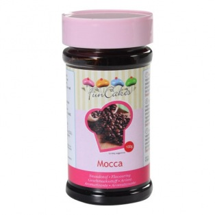 Flavouring coffee/mocca Funcakes 100g