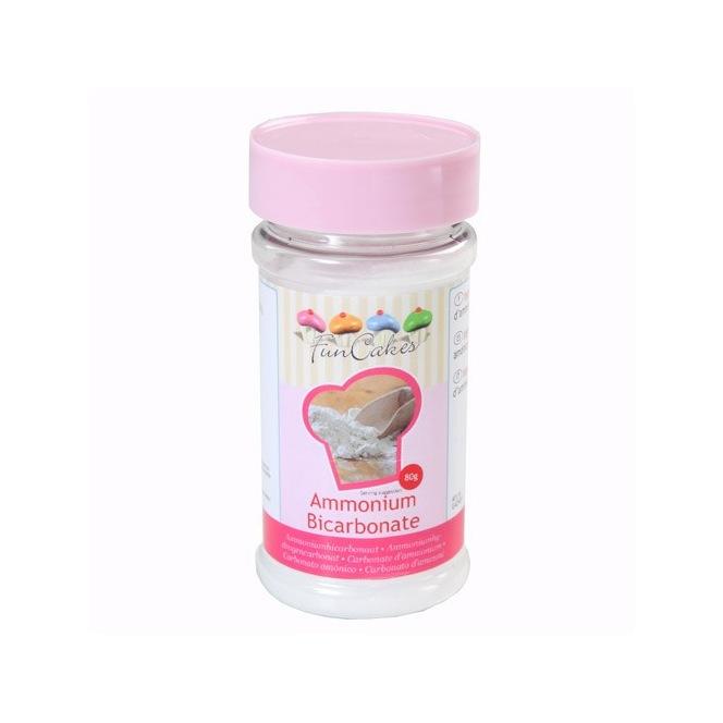 Bicarbonate d'ammonium- Funcakes