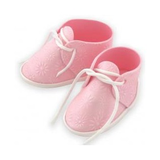 life size baby bootee- Jem- 3pc