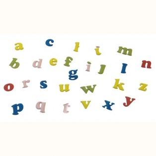 Alphabet Tappits Art Deco - Lower Case - FMM