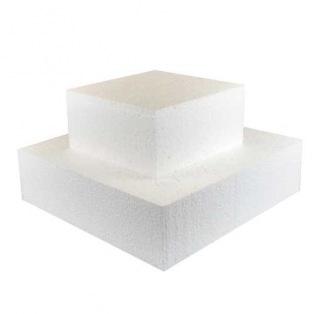 Dummy square 20x20x7cm - Funcakes