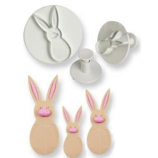 Rabbit Plunger - PME - Cutter Set/3