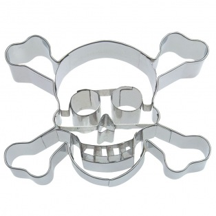 Skull with teeth cutter - Städter