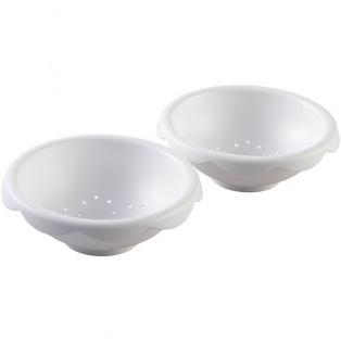 Flower Shaping Bowls - Large - Set/2 - Wilton