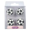 Football Sugar Decorations - 12pc - Culpitt