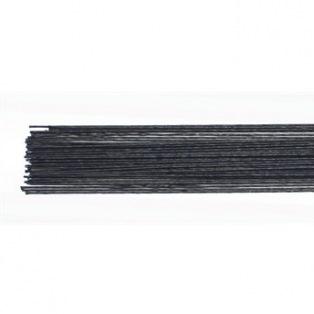 Floral Wire Black set/50 - 24 gauge - Culpitt