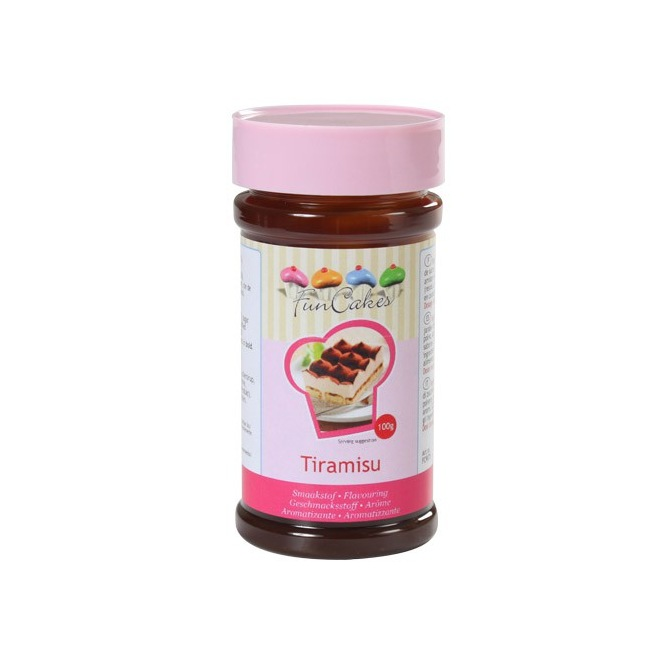 Flavouring - Strawberry - Funcakes
