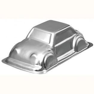 Moule à gâteau voiture 3D - Wilton