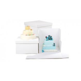 Boîte à gâteau 30x30x30cm