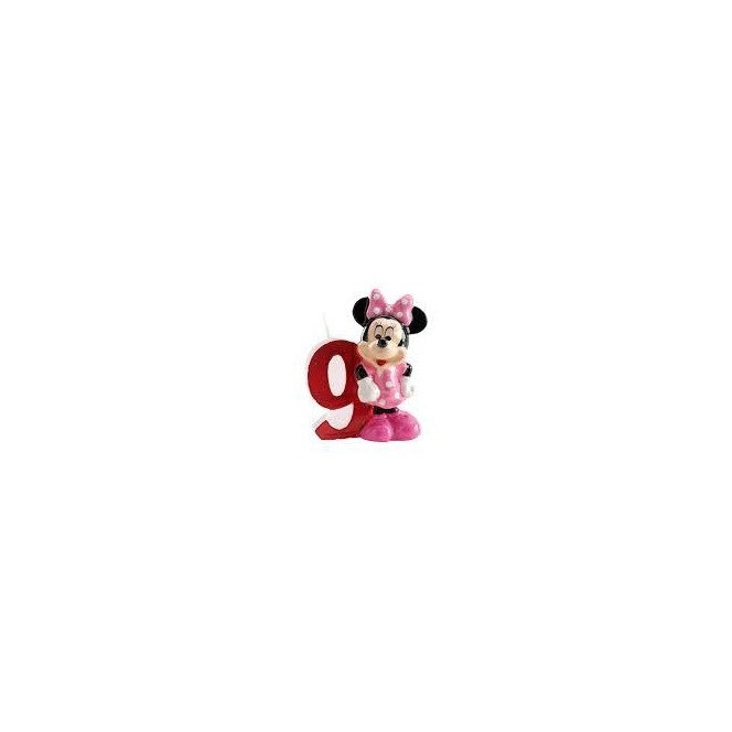 Minnie Candle - 9 years