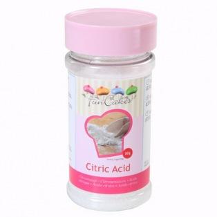 Acide citrique- 80g- Funcakes