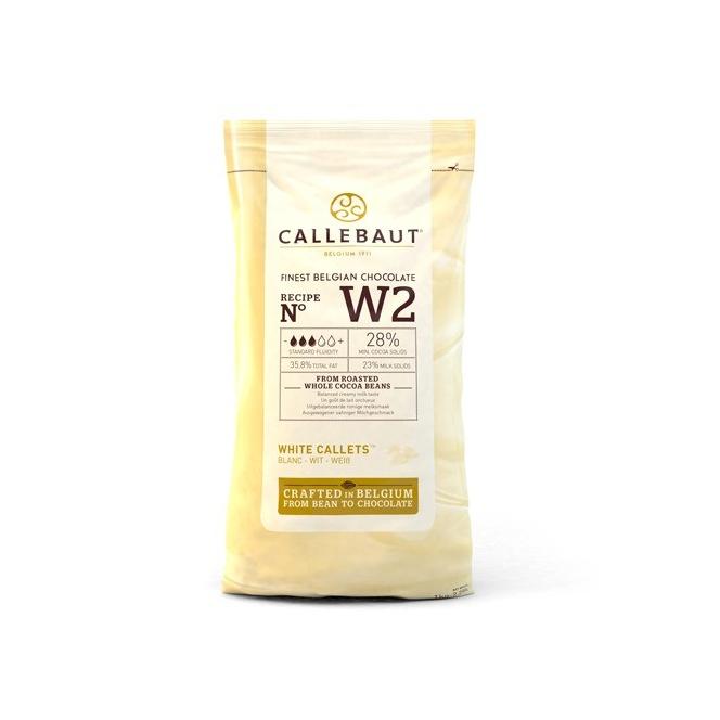 Callebaut Chocolate Callets - 1kg