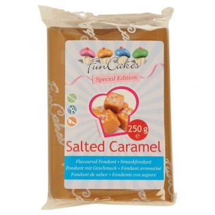 FunCakes Special Edition Flavoured Fondant - Salted Caramel