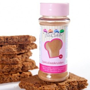 FunCakes Speculoos Spice - 40g
