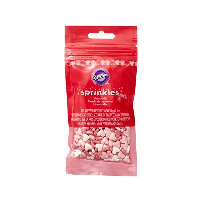 Holiday Mix Sprinkles -56g - Wilton
