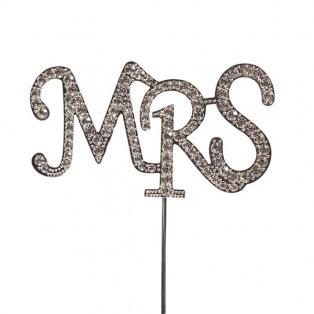 Diamante Mrs Pic