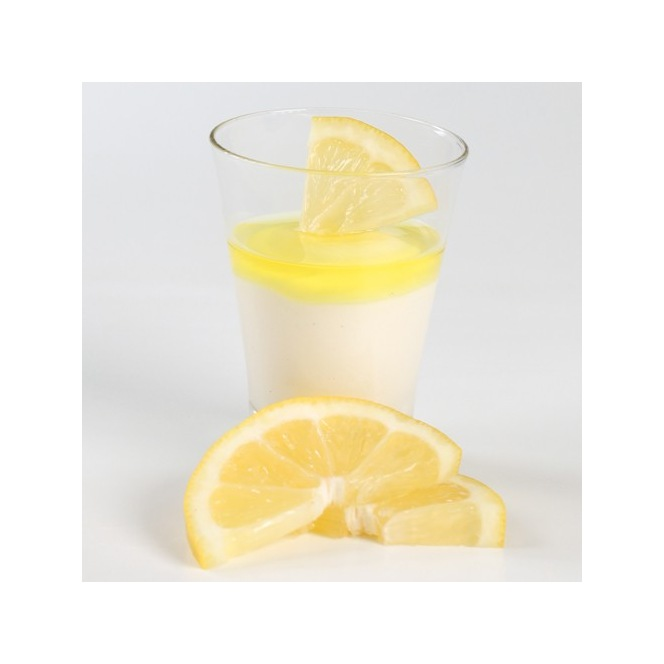Mélange pour Bavarois Citron 150gr FunCakes