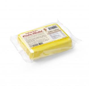 Modelling Sugar Paste Yellow Saracino