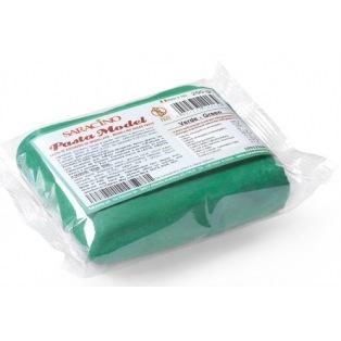 Pâte à modeler Saracino Vert 250g