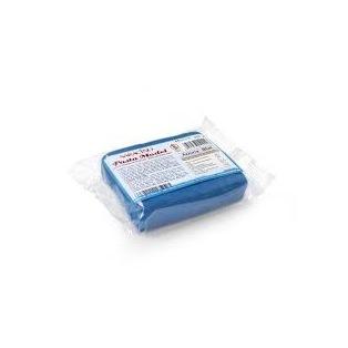 Pâte à modeler Saracino Bleu Foncé 250g
