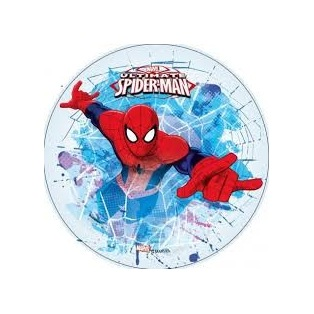 Disque Azyme Spiderman thème 1