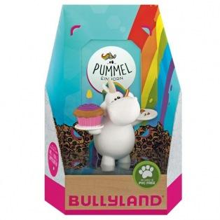 Decorative Figure Chubby Unicorn - Birthday