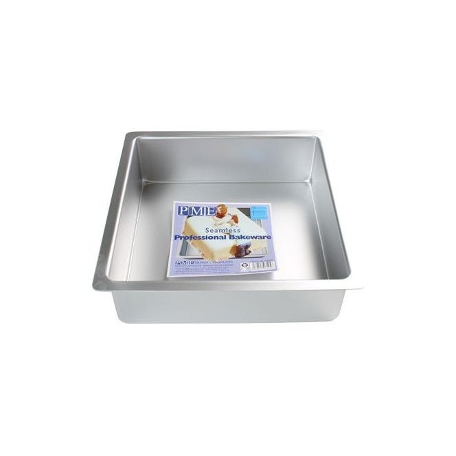 Moule carré - 10,2 x 7cm - PME