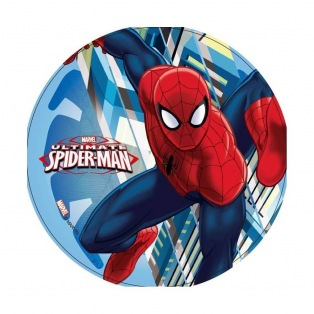 Disque Azyme Spiderman 4 - 20cm