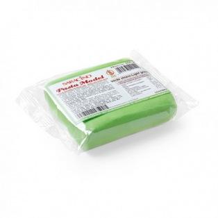 Modelling Sugar Paste Light Green Saracino