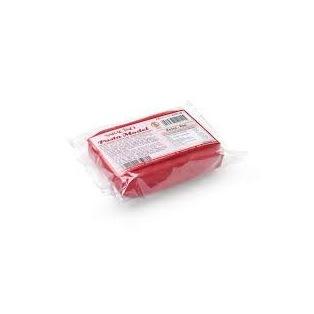 Modelling Sugar Paste Red Saracino