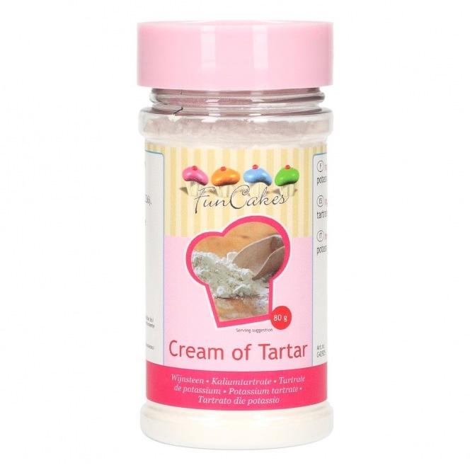 Crème de Tartre Funcakes 80g