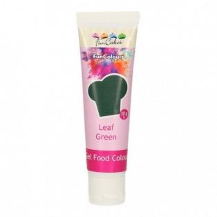 Gel Food Colour -  Leaf Green - FunCakes