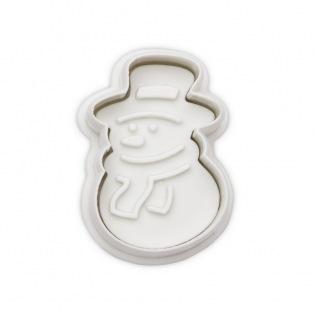 Cookie Cutter - Snowman - Städter