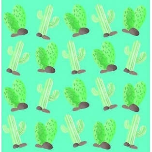 20 Napkins - Llama and cactus