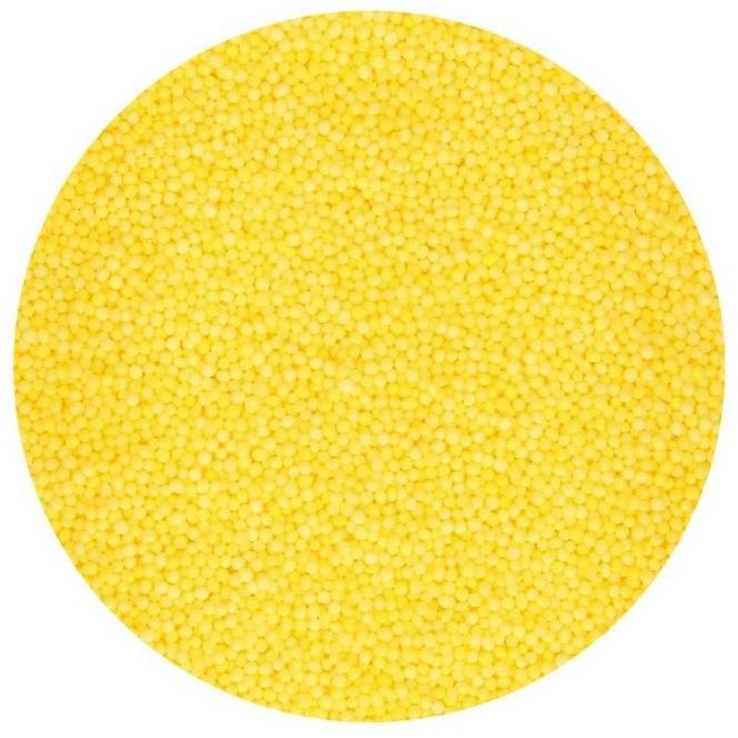 FunCakes Nonpareils - Yellow - 80g
