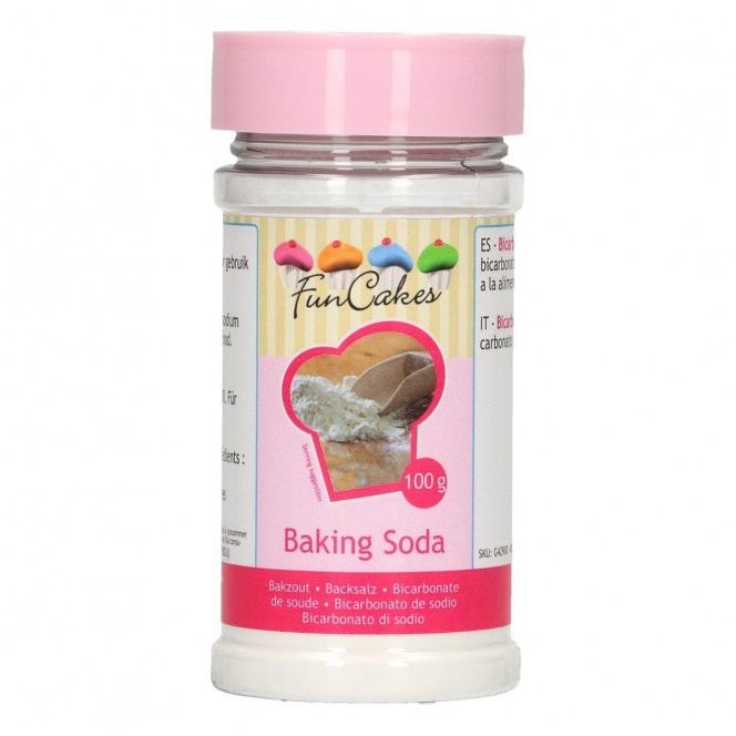 Baking Soda Funcakes 100g