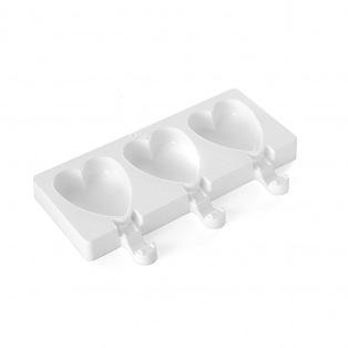 Silikomart Ice Cream Mould Mini Hart