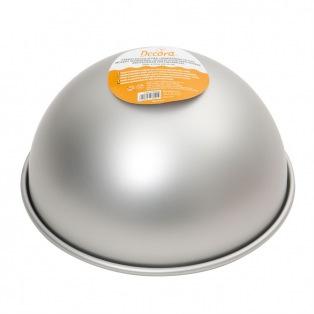 Moule demi-sphère - 20x10cm - Decora