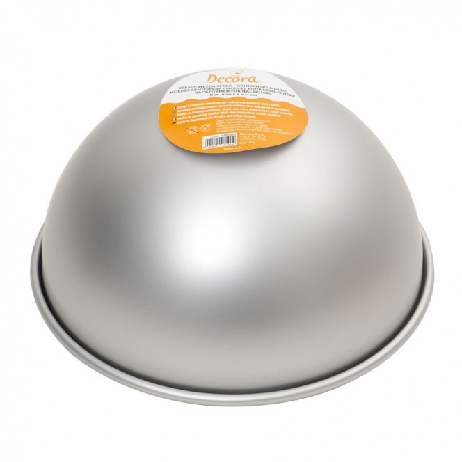 Fat Daddio's ProSeries Ball Pan (Hemisphere) - Ø16.5cm