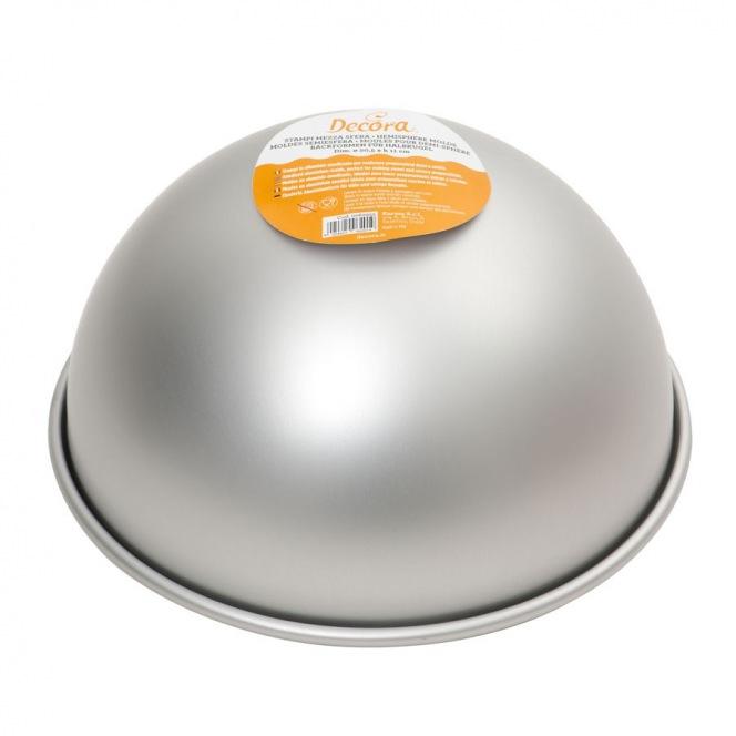 Fat Daddio's ProSeries Ball Pan (Hemisphere) - Ø22.5cm