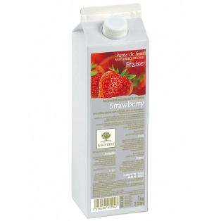 Strawberry Purée - 1kg - Ravifruit
