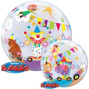 Ballon Bubble Animaux Cirque