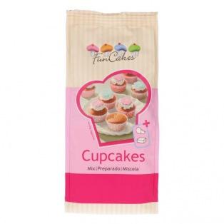 Mélange pour cupcakes - 500g - Funcakes